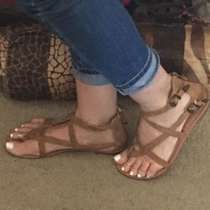 Sandals by Guess